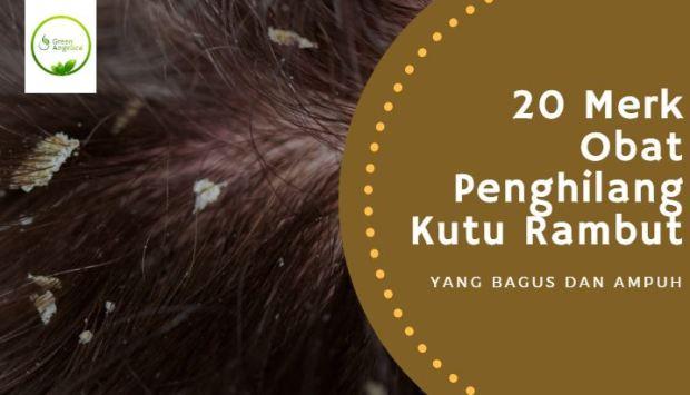 20 Merk Obat Penghilang Kutu Rambut Yang Bagus Dan Ampuh Penghilang Kutu Green Angelica